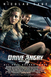 Drive Angry showtimes and tickets