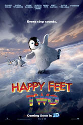 Happy Feet Two showtimes and tickets