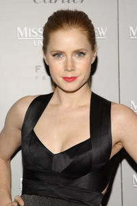 Actress Amy Adams at the N.Y. premiere of