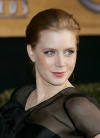 Amy Adams at the 12th Annual Screen Actors Guild Awards.