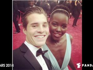 Exclusive: Marcus Johns at the Oscars 2014