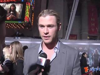 Exclusive: Marvel's The Avengers - Red Carpet Premiere - Click to play
