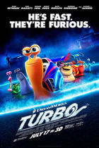 "Poster art for ""Turbo."""