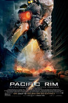 "Poster art for ""Pacific Rim."""