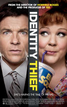"Poster art for ""Identity Thief."""
