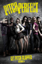 "Poster art for ""Pitch Perfect."""