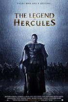 "Poster art for ""The Legend of Hercules."""