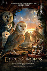 Legend of the Guardians: The Owls Of Ga'Hoole showtimes and tickets
