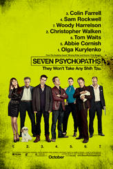 Seven Psychopaths showtimes and tickets