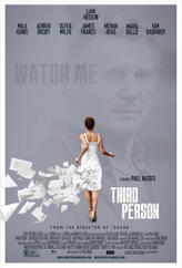 Third Person showtimes and tickets