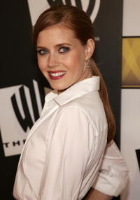 Amy Adams at the11th Annual Critics' Choice Awards in Santa Monica, California.
