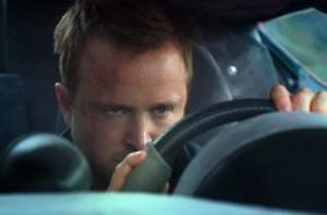 'Breaking Bad' Star Aaron Paul Races Cross-country in Souped-up 'Need for Speed'