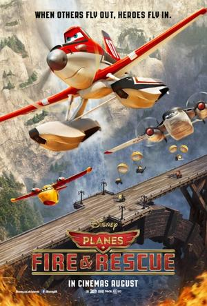 'Planes: Fire & Rescue' Flies High in Latest Trailer