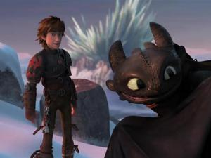 How to Train Your Dragon 2 - Trailer