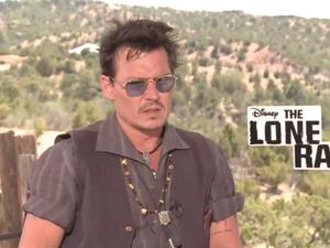 Exclusive: The Lone Ranger - The Fandango Interview