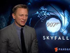 Exclusive: Skyfall - The Fandango Interview