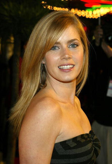 "Amy Adams at the premiere of ""Win A Date With Tad Hamilton"" in Los Angeles."