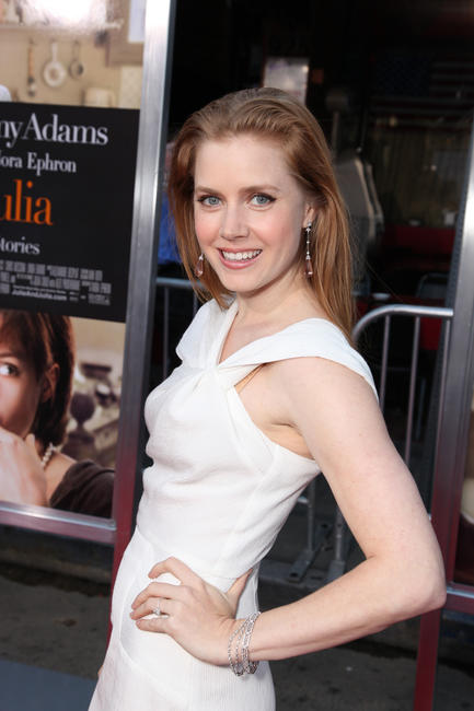 Amy Adams at the LA Screening of Columbia Pictures