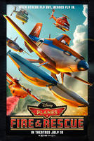 Planes: Fire & Rescue 3D showtimes and tickets