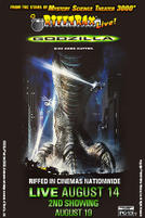 Rifftrax Live: Godzilla showtimes and tickets