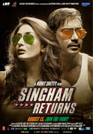 Singham Returns showtimes and tickets
