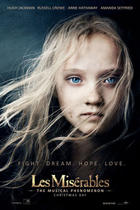 "Poster art for ""Les Miserables."""