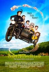 Nanny McPhee Returns showtimes and tickets