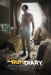 The Rum Diary showtimes and tickets
