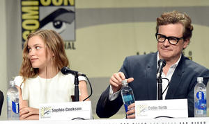 Comic-Con 2014: Colin Firth and Samuel L. Jackson Talk 'Kingsman: The Secret Service'