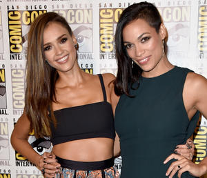Comic-Con 2014: 'Sin City 2' Cast Interviews