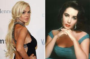Lindsay Lohan to Portray Elizabeth Taylor?