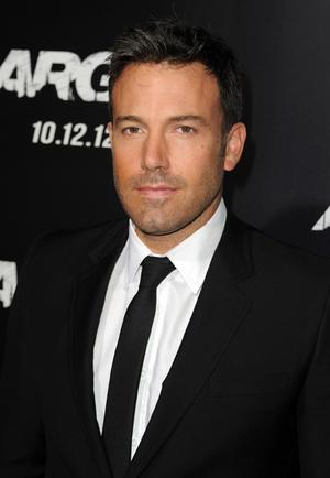 "Ben Affleck at the California premiere of ""Argo."""