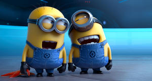"""A scene from """"Despicable Me 2."""""""