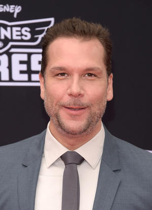 "Dane Cook at the California premiere of ""Planes: Fire & Rescue."""