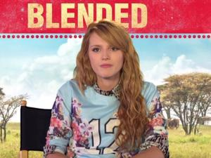 Blended: Bella Thorne On Her Character