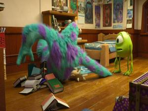 Monsters University: First Contact (Uk)