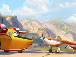 Planes: Fire And Rescue - Trailer