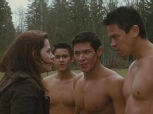 The Twilight Saga: New Moon (Jacob's Transformation)
