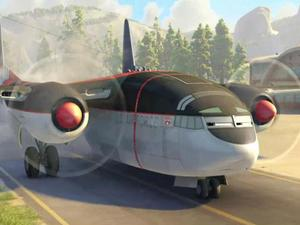 Exclusive: Planes: Fire and Rescue - Drop The Needle