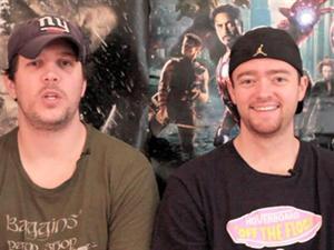 The Schmoes Know Movie Show - Risky Casting Choices