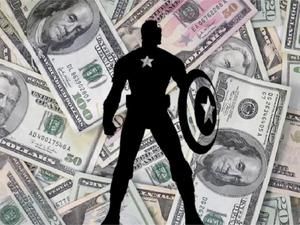 How Much Would It Cost to Be Captain America?