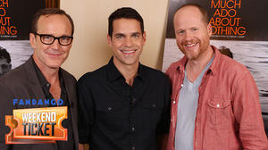 Weekend Ticket with Joss Whedon and Clark Gregg