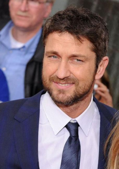 Gerard Butler at the New York premiere of