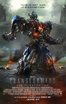 Transformers: Age of Extinction 3D showtimes and tickets