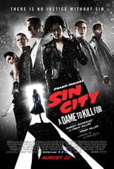 Frank Miller's Sin City: A Dame to Kill For showtimes and tickets