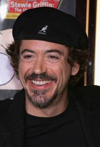 Robert Downey, Jr. at the DVD release premiere of