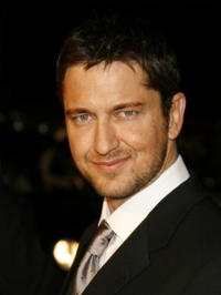 Gerard Butler at the premiere of