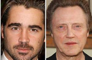 'Seven Psychopaths' Casts Walken, Rourke, Rockwell and Farrell