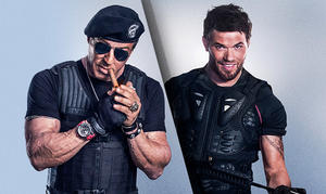 Which Expendable Action Hero Are You?