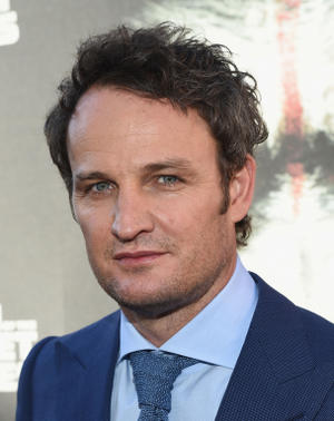 """Jason Clarke at the California premiere of """"Dawn of the Planet of the Apes."""""""